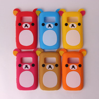 1pcs/lot For nokia   c6-01 cartoon bear protective case mobile phone case c6-01 phone case Free Shipping Drop Shipping