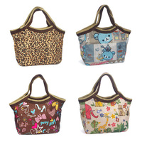 N688 Small bags 2013 small bag tote bag waterproof women's handbag lunch box bag small handbags cloth
