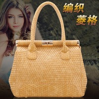 Women Handbag New arrival women's handbag 2013 autumn female women's genuine leather handbag bag messenger bag  Totes