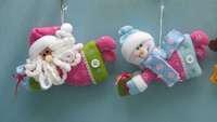 Christmas decoration supplies christmas tree , christmas fabric single