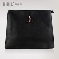 2012 nihil genuine leather bag fashion elegant vintage women's briefcase work cross-body bag female bags