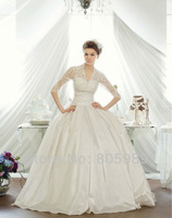 Free shipping best selling 100% Guarantee 2013 Wedding Dresses any size/color wedding dressWD628
