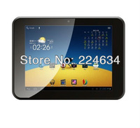 Free shipping! 3pcs x 9'' MID+Cheap Tablet PC+Capacitive Touch Screen+Android 4.0+Dual Camera+Wifi+BT+2G+4GB Flash