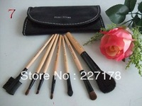 ,1pcs/lot New BB professional makeup brush set, 7pcs, , !!Freeshipping
