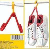 Folding shelf seamless hook plastic hook