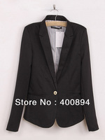 women's clothing blazers for women jacket fashion top new 2013 fall casual wholesale