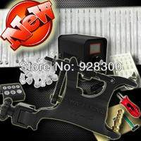 Free Shipping Tattoo Machine Kit 1pce Rotary  Machine With Good  Power Supply For Professional Tattoo Supplier
