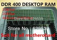 DDR 400 RAM For ALL motherboard, 4GB(4*1GB/Bar) ,2GB(2*1GB/bar),1GB RAM ,PC3200 , 1024mb /pc,free shipping