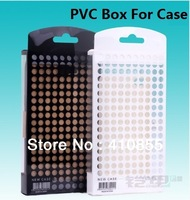 1000pcs* PVC Plastic Retail Packaging / Package/ Box For iphone 5S 5C Galaxy s4 S3 note2 Mobile phone Case, Fedex Freeshipping!