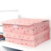 50 7 underwear bra non-woven clothing storage box finishing box miscellaneously storage box
