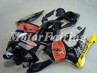 Motorcycle Fairing For Honda f5 CBR600RR 600RR F5 03 04 2003 2004 CBR600RR 2003 CBR600RR F5 BodyKit black yellow red