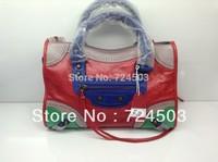 Hot new fashion ladies leather handbags and purses wholesale shoulder bag Messenger bag  Model 0843329 Bu Jiapi sheepskin