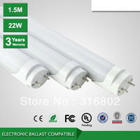 LED Tube T8 1500mm 1.5M 23W SMD2835 2500LM AC85-277V  Maritime transport