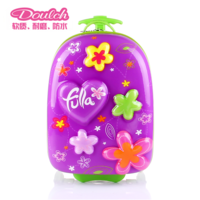 New arrival trolley school bag primary school students female child luggage trolley water-resistant barrels  mochilas