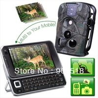 cheap! camera for hunting 2013 hunting products m330m mms camera scout for hunting stronger power with solar panel