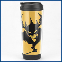 DOTA Mug Cup, Blizzard DOTA Double Plexiglass Insulation WOW Mug Coffee Cup, High Quality Designed in Japan
