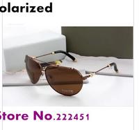Designer Men's brand polarized sunglasses new luxury men's polarized sunglasses toad 1005899-3 Free shipping