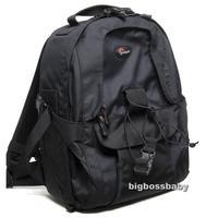 Genuine Lowepro CompuTrekker AW DSLR Camera Photo Laptop Bag Backpack Rucksack for Canon Nikon Waterproof + Weather Cover Black