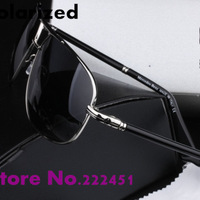 Brand polarized sunglasses for men new man sunglasses fashion star models retro classic toad polarized glasses with original box