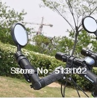 free shipping Bicycle rearview mirror bicycle reflector bicycle a two-year mirror a pair
