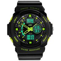 2013 Brand New fashion Sports Watch Men Women digital Watch G sport watch chronograph 30m waterproof watch+ original shocked box