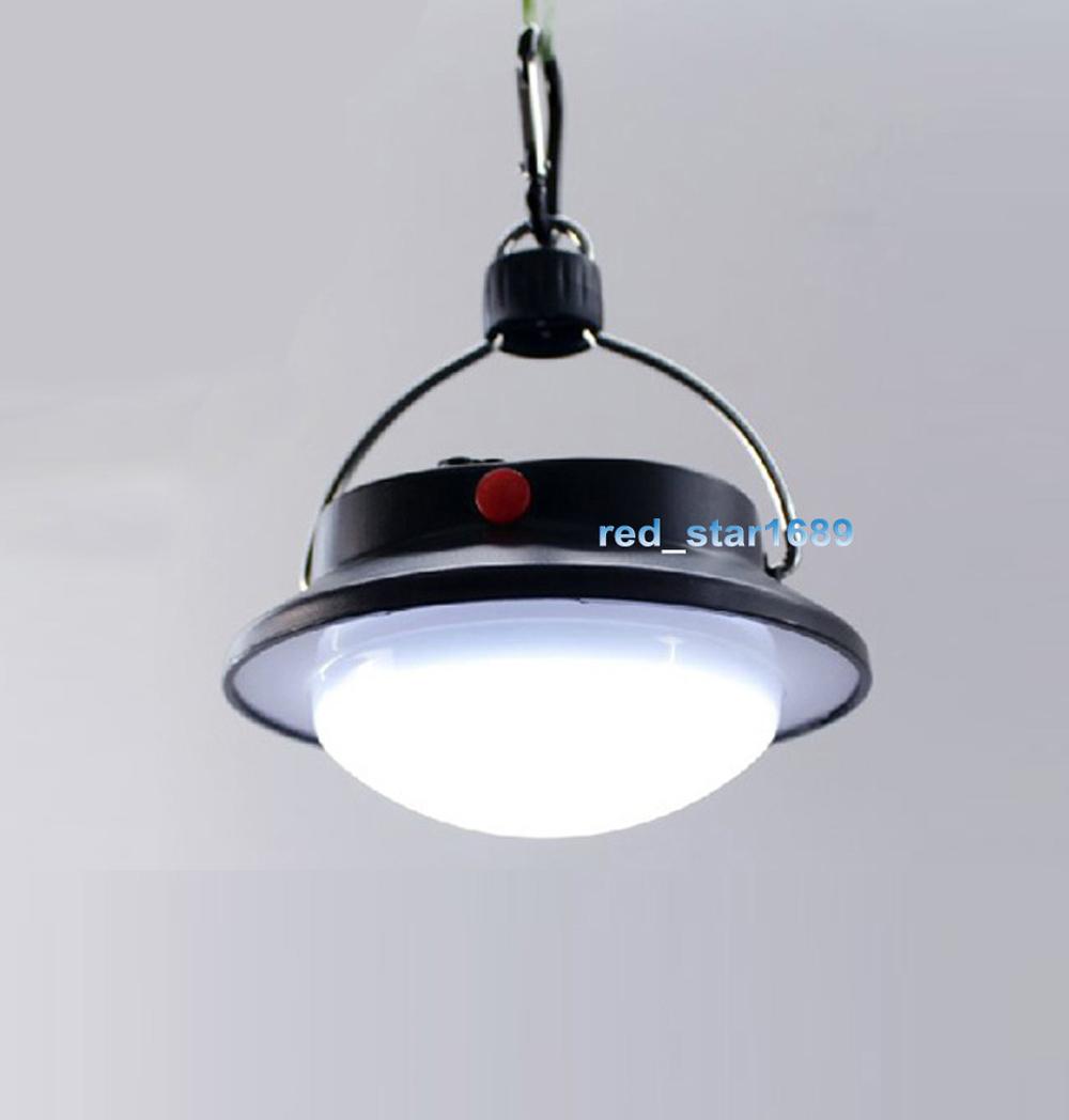 Кемпинговая лампа своими руками
