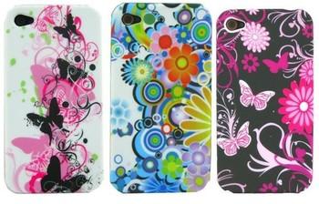 300pcs/lot Beautiful Design Tpu Gel Case for Huawei y300