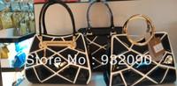 Siwei Ya counter genuine handbag bag shoulder diagonal bag paint fantasy puzzle Coat of paint