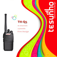 TESUNHO TH-Q5 police business powerful professional cell phone two way radio