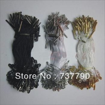 1000pcs/lot fashion seal hang tag /free shipping/string hang tag/line copper pin tag and clips