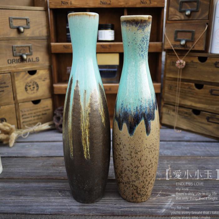 Fun ceramic vase fashion home accessories wedding gift(China (Mainland))