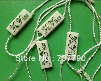 MOQ=5000pcs,custom printed fashion seal hang tag /free shipping/string hang tag/free design