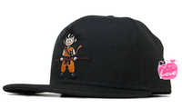 Limited edition classic hot-selling cartoons dragon ball version cooperation baseball cap goku