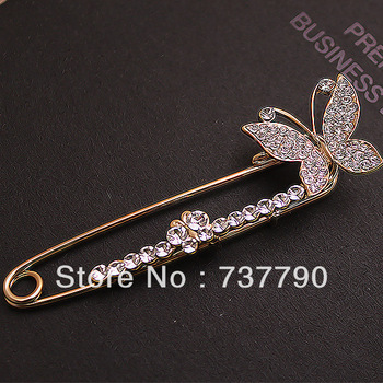 pin tag/gament bow pin tag/Fashion Bridal Brooches