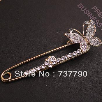 pin tag/gament bow pin tag/Fashion Bridal Brooches