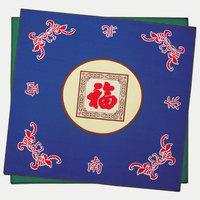 Double layer chinese style mahjong blanket mahjong table cloth table mat cloth