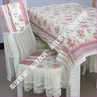88 rustic chair cover chair pad cushion dining chair cushion table cloth tablecloth 1 triangle set