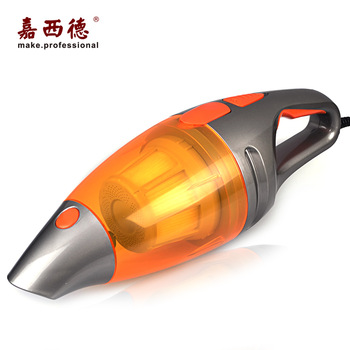 130Watt Super Suction Mini 12V High Power Wet and Dry Portable Handheld Car Vacuum Cleaner Free Shipping