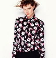 2013 summer spring autumn fashion women blouses free shipping