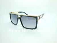 DHL Free Shipping 2013 newest cazal model vintage 8008 free shipping hot selling men sunglass high quality big sqare lense