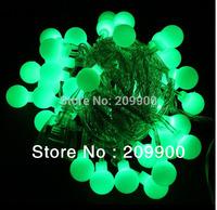 Wedding Decoration LED String Lighting 5M 50LEDs RGB LED Ball string lights indoor decoration