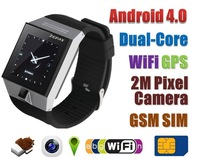 free shipping  i900 Best Christmas gift smart watch phone for iPhone/Samsung android phone 1.54inch 240*240pixels