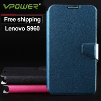 lenovo s960 leather case , s960 case vpower business leather Case For