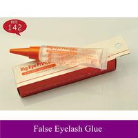 Free shipping! New Pro environmental & allergy free False Eyelash transparent glue 142#, 12ml, dropshipping!