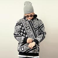 Honey cashew flowers west coast poppin hiphop bboy hip-hop hiphop hoodie fleece sweatshirt outerwear