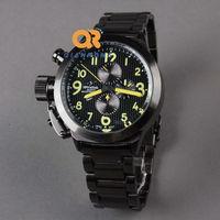 NEW men's sports watches black big dial designer wrist brand watch japan quality quartz movement cool unisex watches 7colors