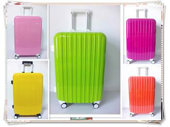 Abs pc lock aluminum frame luggage box travel bag trolley luggage universal wheels aircraft wheel general