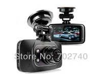 Free Shipping Full HD 1080P Car DVR Vehicle Camera Video Recorder Dash Cam G-sensor HDMI GS8000L