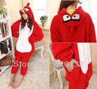 Free Shipping Adult Anime Cosplay Costume Bird Animal Cartoon Pajamas Halloween Christmas Costumes Cosplay Dress Size S M L XL