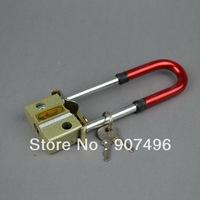 Best Selling! Bicycle lock mortise lock U-lock   +Free Shipping